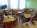 Berušky slaví ve školce narozeniny