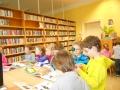 Návštěva místní knihovny 7.3.2016