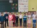 Návštěva předškoláků v 1.třídě ZŠ 2.4.2019