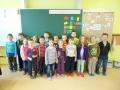 Návštěva předškoláku v ZŠ - 7.3.2017