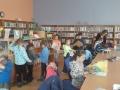 Včeličky v místní knihovně 20.3.2019