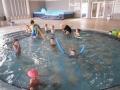 Včelky 2.lekce plavání 16.9.2019